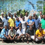 Honiara training group photo  2 Oct 2013