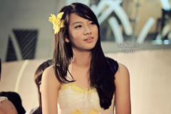 Shania Junianatha (Taufiq Iskandar) Tags: girl beautiful canon photography stage idol kawaii 500d jkt48 idolgrup