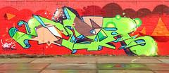 graffiti (wojofoto) Tags: streetart amsterdam graffiti kar ndsm karski wojofoto
