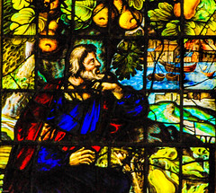 Christ Church Cathedral Oxford (Clive Jones Photography) Tags: li churches cathedrals van oxfordshire stainedglasswindows churchofengland christchurchoxford oxforduk oxfordshirechurches vanlinge nikond300 clivejones christchurchcathedraloxford