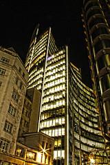 A quick trip to the bank. (Bishimitsu) Tags: london photoshop photography photo bank lloyds