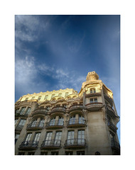 At the top, there's sunshine (heritagefutures) Tags: paris france french parisien