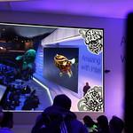 Leviathan Demo at Intel booth: Augmented World Storytelling Platform thumbnail