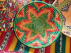 Bombo Village basket