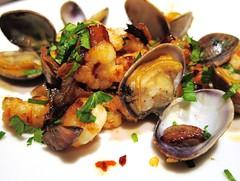 .Mixed Seafood, Shellfish