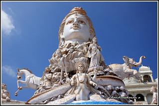 3854 - The Churning of the Milk Ocean( திருபாற்கடல் கடைதல் ) by Devas and Asuras 2