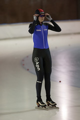 2B5P0089 (rieshug 1) Tags: 500 3000 1500 1000 deventer schaatsen speedskating allround eisschnelllauf descheg afstanden juniorena landelijkeselectiewedstrijd
