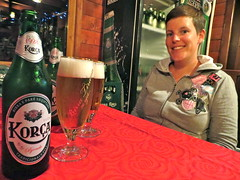 Verdiend biertje!