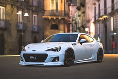 BRZ (Sinned706) Tags: 6 black racing subaru boxer gran volks edition turismo brz te37sl gt86
