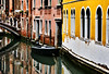 """...this was Venice, the flattering and suspect beauty"" (#3) (stedef) Tags: venice reflection boat barca lagoon gondola laguna venise venecia venezia venedig canale riflesso olétusfotos mygearandme"