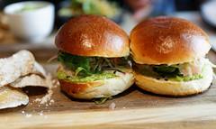20140324-05-Moreton bay bug bun at Pilgrim in Hobart.jpg (Roger T Wong) Tags: food lunch cafe burger australia tasmania cbd hobart moretonbaybug pilgrim 2014 canoneos6d sigma50mmf14exdghsm sigma50f14 rogertwong