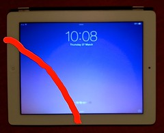 It's official ....... I LOVE Apple ! (abbietabbie) Tags: apple excellent tablet customerservice ipad