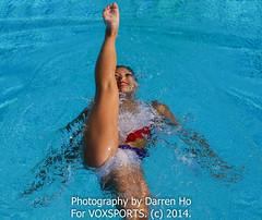 5th Inter School Synchronised Swimming Championships 2014 (VOXSPORTSdotNET) Tags: darren ho singaporeswimming synchroniseswimming