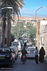 Laghouat , vieille ville (Graffyc Foto) Tags: de la nikon photographie national salon ruelle algerie paysage rue f28 ville vieille urbain 1755 d300 ruelles hadj laghouat