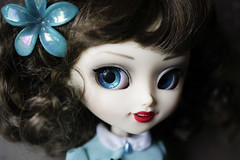 Betty (Fifilatrixabel ♥) Tags: doll ooak carving planning lip pullip custom fifi fa jun fifilatrixabel