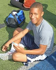 D102896A (RobHelfman) Tags: sports losangeles track highschool practice crenshaw marquisfoust