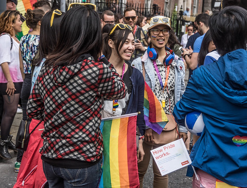 DUBLIN 2015 LGBTQ PRIDE PARADE [WERE YOU THERE] REF-106015
