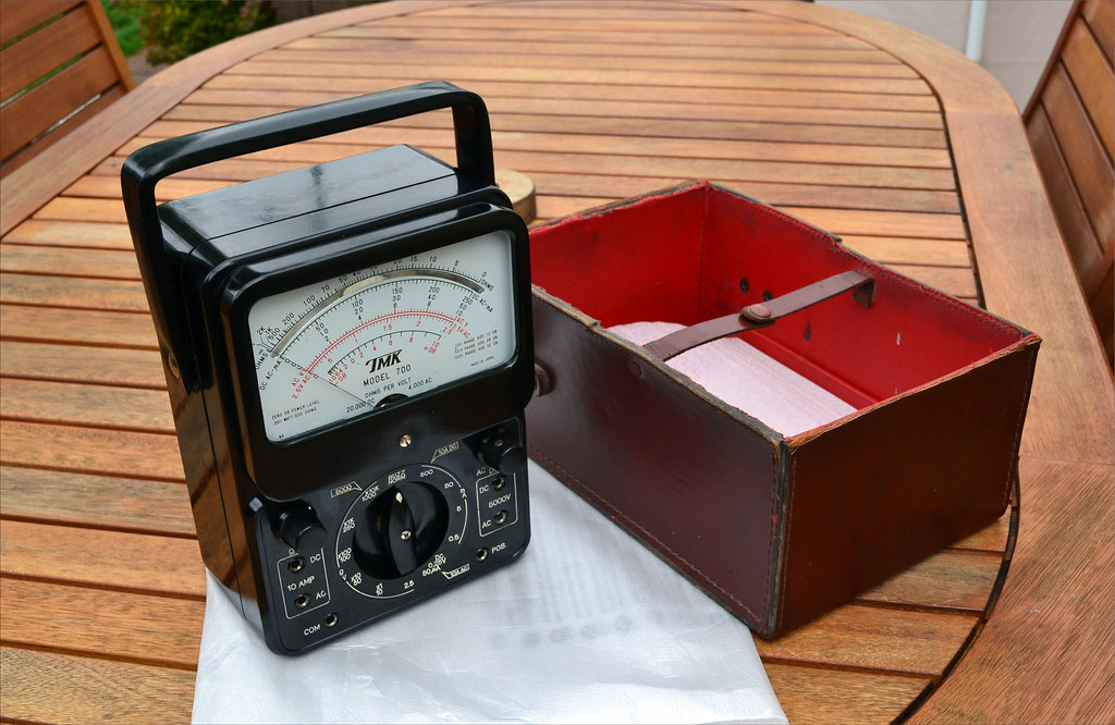 The World S Best Photos Of Multimeter And Vintage Flickr