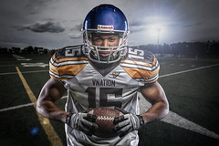 football front (WeGseB) Tags: composite football