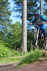 Stile Cop Ridge Run Downill MTB (Chris.Moakes) Tags: chris mountain bike run downhill ridge trail cop mtb stile moakes