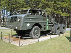 "M26 Tank Transporter 9 • <a style=""font-size:0.8em;"" href=""http://www.flickr.com/photos/81723459@N04/19605154090/"" target=""_blank"">View on Flickr</a>"