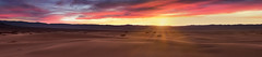 Desert Panorama (EricGail_AdventureInFineArtPhotography) Tags: ericgail 21studios canon canon6d 6d explore interesting interestingness photoshop lightroom nik software landscape nature infocus adjust california photo photographer ca cs6 picture adventureinfineartphotography death valley dunes cans sun