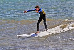 Balans 4 (Quo Vadis2010) Tags: westcoast västkusten kattegatt hallandslän halland municipalityofhalmstad halmstadkommun halmstad sandhamn görvik cityofsurfers wavesurfing wavesurf vågsurfing vågsurf surfing surf vågor våg sea hav beach strand surfbräda bräda sport activity aktivitet lifestyle livsstil se