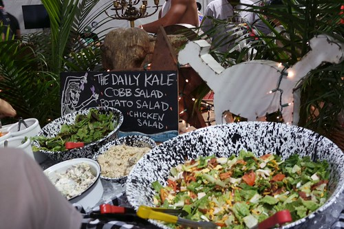 Catering: Lolla Salad Bar