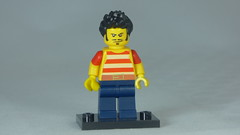 Brick Yourself Custom Lego Figure Stylish Pirate