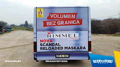 Info Media Group - Rimmel, BUS Outdoor Advertising, 12-2016 (3) (infomedia_group) Tags: bus advertising wrap outdoor branding busadvertising rimmel