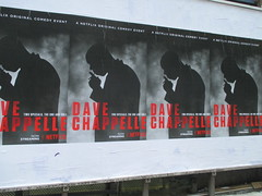 Dave Chappelle Poster Billboard AD 4117 (Brechtbug) Tags: dave chappelle poster billboard ad near 7th ave nyc 2017 new york city 04042017 midtown manhattan hbo comedian comic comedy special david ads advertisement advert portrait avenue netflix show smoking cigarette cigarettes profile silhouette african american black man humor genius