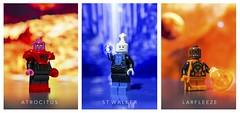 [DC] The First Spectrum (  Jonathan  ) Tags: lego dc lanterns atrocitus st walker larfleeze rage hope red blue orange comics superheroes emotional spectrum custom purist figbarf avarice
