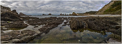 Gueirua (Neli Martin) Tags: palya mar asturias cudillero sunset beach