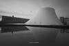 IMG_5201 - Le Volcan au repos - Espace Oscar Niemeyer - Le Havre, Seine-Maritime (76) - ©BL - Mars 2017