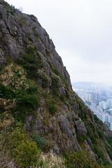 DSC_8489 (sch0705) Tags: hk hiking kowloonpeak sunsetridge kowloonpeakpassage