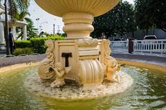 71) Fountain of Wishes (Blue Nozomi) Tags: santa clara church fountain angel sculpture water drop religion catholic saint st claire