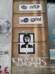 captcha code wall sticker, Iasonos str, Keramikos, Athens (TheVRChris) Tags: graffiti γκράφιτι αθήνα κεραμεικόσ ψυρρή keramikos athens streetart