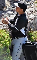 Perez jock cup (jkstrapme 2) Tags: baseball jock cup bulge jockstrap catcher