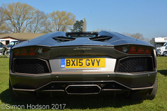 Stoke Prior Vintage Rally 2017 - Lamborghini Aventador LP700-4 Roadster (Si 558) Tags: stoke prior vintage rally 2017 stokepriorvintagerally vintagerally lamborghini aventador lp7004 roadster lamborghiniaventador aventadorroadster