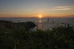 Mazunte Punta Cometa lookout Mexico sunset-4