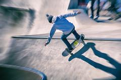 Balance (explore 2017-03-26) (Maria Eklind) Tags: malmö skateboard sweden fs170326 fotosondag stapelbäddsparken balans balance
