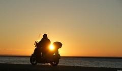 Riding at sunset (KOSTAS PILOT) Tags: greece peloponese achaia patra sunset patrascitysunset mediterranean ionion sea coast beach silhouette shadows scooter motorcycle rider sun goldenlight goldenhour sky speed sony sonyalpha patraikos ελλάδα πελοπόννησοσ αχαιασ πατραικοσ παραλιαπατρων ουρανόσ ηλιοβασίλεμα πατρινοηλιοβασίλεμα ηλιοβασίλεμαπατρασ χρυσηωρα χρυσοφωσ μοτοσικλέτα αναβάτησ ηλιοσ θαλασσα ιονιον μεσόγειοσ σιλουέτα σκιεσ lightbeams