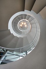 9 (David Khutsishvili) Tags: davitkhutsishvili dkhphoto paris france architecture stairs staircase 500px instagram underneath view 9 spiral light nikon d5100 1855mm