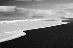 Plage de Vik [ Islande ~ Iceland ] (emvri85) Tags: islande iceland winter hiver neige snow zeiss d800e leefilters