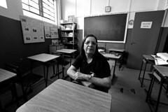 Prefeitura de São Bernardo cancela programa de alfabetização de jovens e adultos (Adonis Guerra) Tags: mova educadora educadores sãobernardo educação aula sala