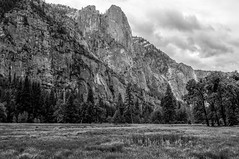 20100604225__DSC7583-Edit.jpg (RGarey) Tags: california park white black blackwhite rocks cathedral national yosemite yosemitenationalpark cathedralrocks rlgphotossmugmugcom