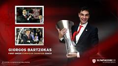 OLYMPIACOS BC Bartzokas 2012-13