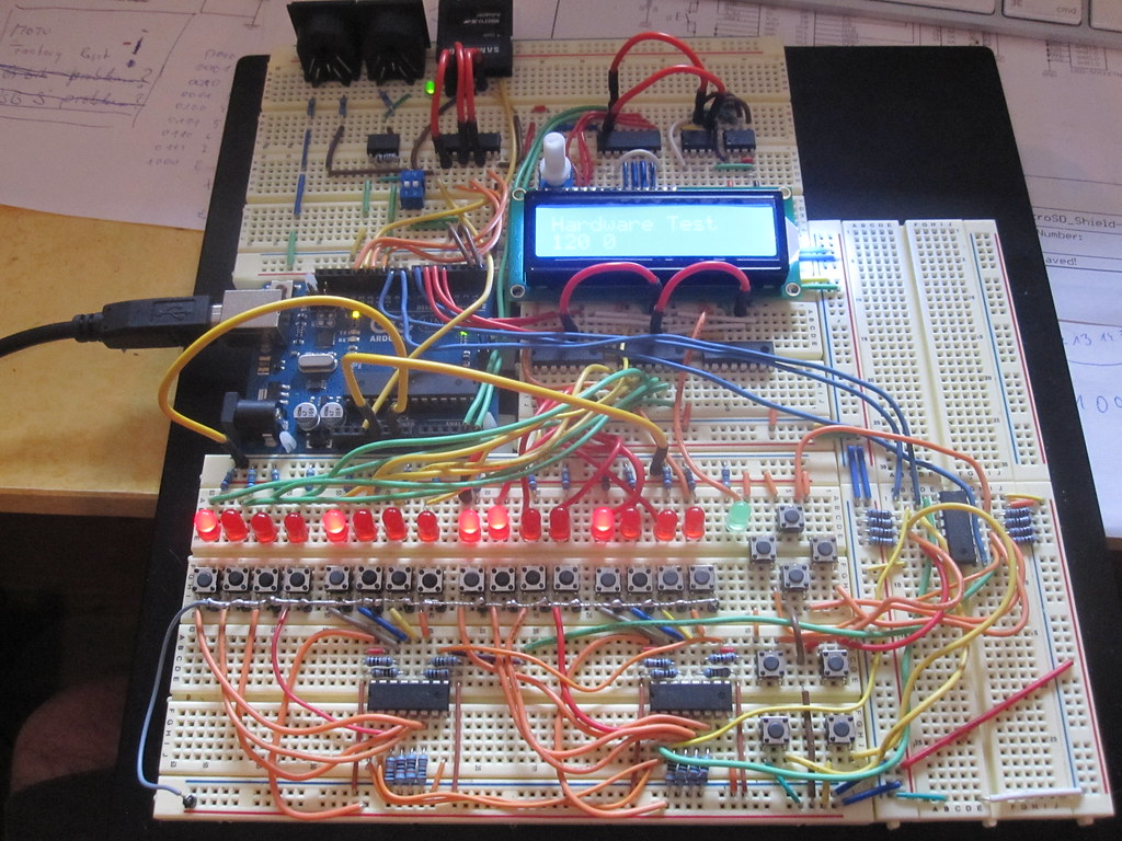 The World's Best Photos of arduino and midi - Flickr Hive Mind