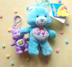 Care Bears (Hazel) Tags: cute vintage toys kei bears fairy 80s kawaii care 90s
