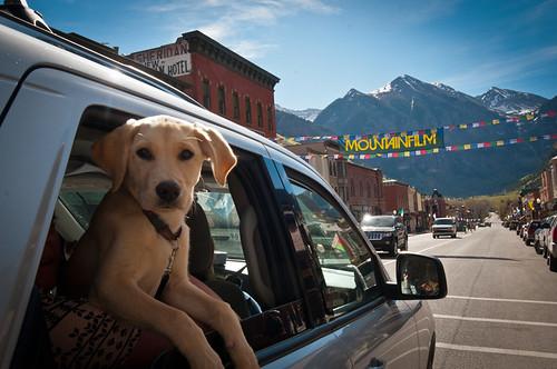 Telluride Main Street - Photo Credit Melissa Plantz